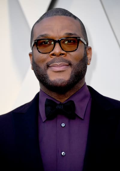 Tyler Perry attends the 91st Annual Academy Awards