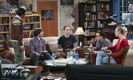Going Sheldon-less - The Big Bang Theory