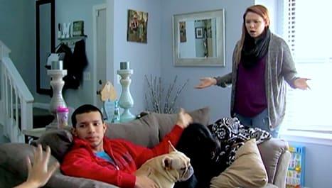 Teen Mom 2 Premiere Scene