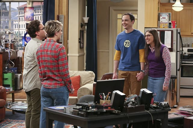 """We're getting a turtle!"" The Big Bang Theory"