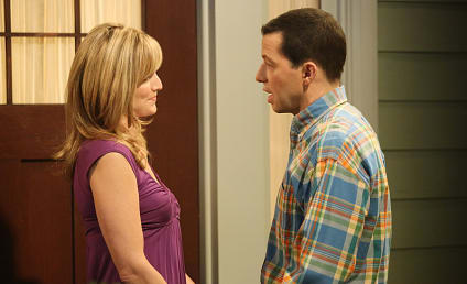 Two and a Half Men Review: A Blast from the Future