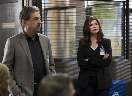 Watch Criminal Minds Season 8 Episode 22 Online