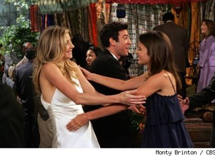 Watch How I Met Your Mother Season 4 Episode 5 Online