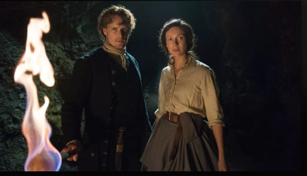 Cat and Mouse - Outlander