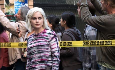 Crime Scene Photo Shoot - iZombie Season 4 Episode 3