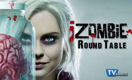 iZombie Round Table: Coffee, Coffee, Zombie!