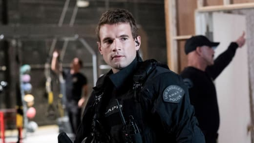 Meet Street - SWAT Season 1 Episode 1