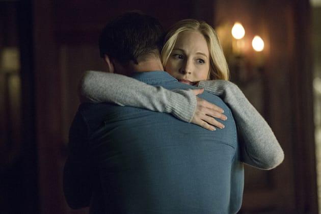 Will Caroline Stay With Alaric? - The Vampire Diaries Season 7 Episode 21