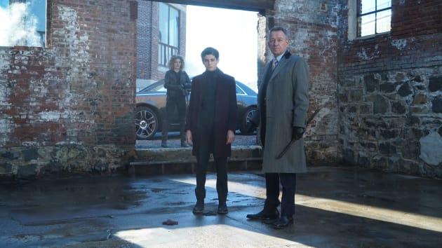 Empty Rooms - Gotham Season 3 Episode 10