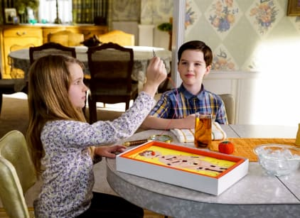 Watch Young Sheldon Season 1 Episode 14 Online