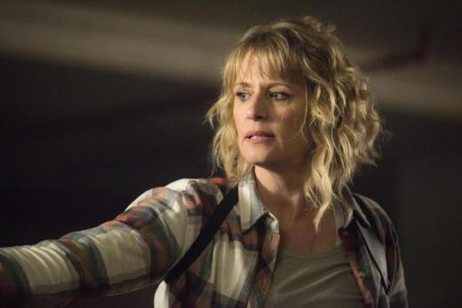 Mary steps back - Supernatural Season 12 Episode 13