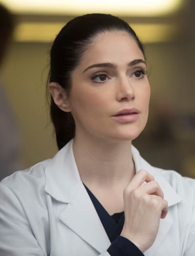 Lauren's Secret - New Amsterdam Season 1 Episode 12