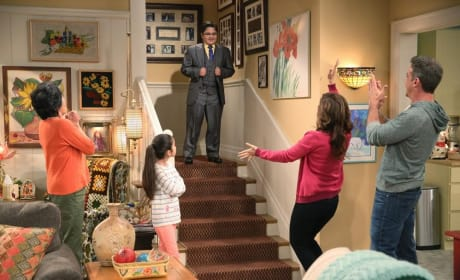 Henry's Confirmation - Cristela
