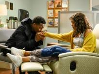 Ali Begins Chemotherapy - God Friended Me
