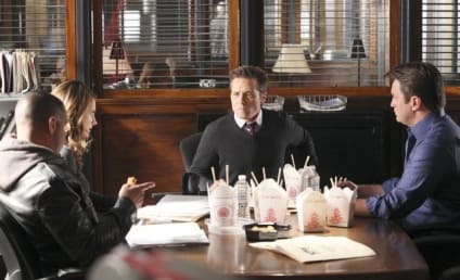Castle Review: We're Going To The Chapel...
