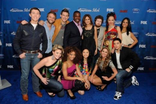 American Idol Season 10 Finalists