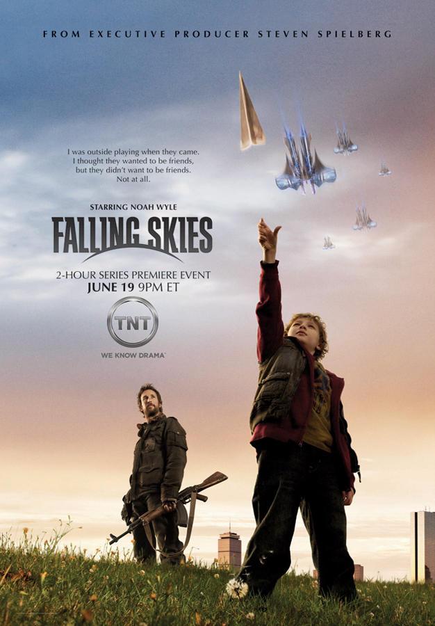Falling Skies Promo Pic