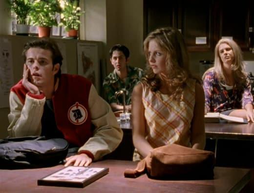 Hot For Teacher - Buffy the Vampire Slayer Season 1 Episode 4
