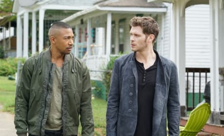 Old Friend - The Originals Season 5 Episode 4