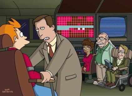 Watch Futurama Season 2 Episode 20 Online