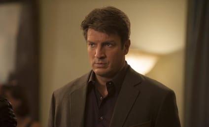 Castle Season 8 Scoop: Nathan Fillion In, Showrunner Out