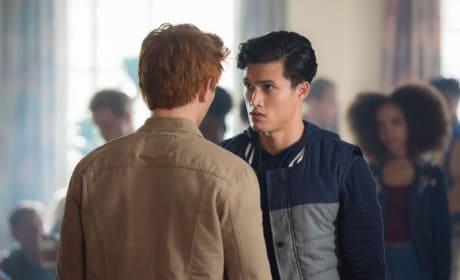 "The ""New"" Reggie - Riverdale Season 2 Episode 1"