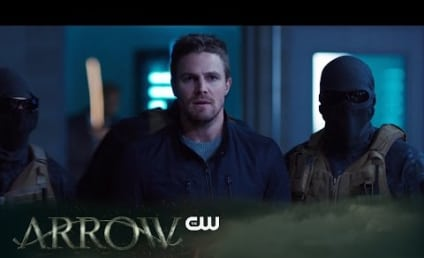 Arrow Promo: Darhk Targets Felicity!
