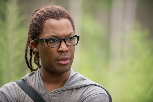 Heath - The Walking Dead Season 6 Episode 12