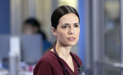 Chicago Med Season 6 Episode 13 Review: What A Tangled Web We Weave