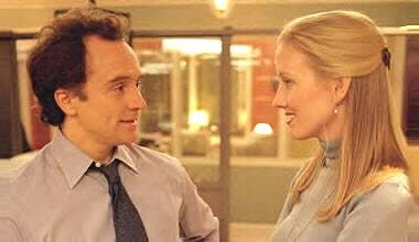 Josh and Donna of The West Wing