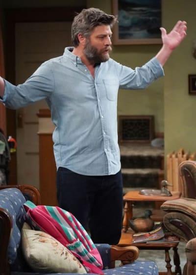 Ben faz a chamada - The Conners 2ª temporada - Episódio 19