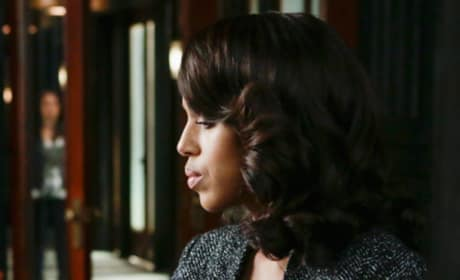 Worried Olivia - Scandal Season 4 Episode 22