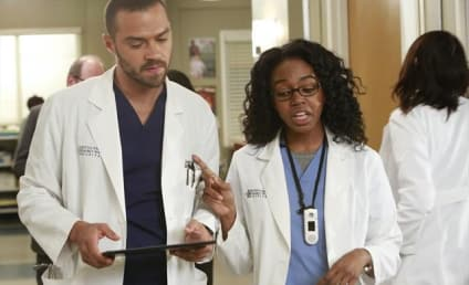 "Grey's Anatomy Photo Preview: ""The Face of Change"""