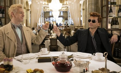 Good Omens Review: Neither Heaven nor Hell Can Save This Apocalyptic Nightmare