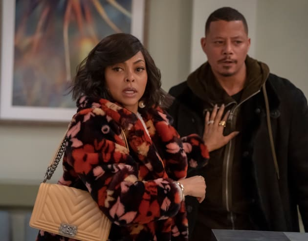 Cookie and Lucious Relationship - Empire