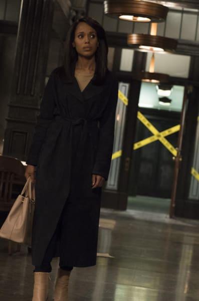 QPA Closed Down? - Scandal Season 7 Episode 15