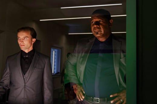 Julian In Crisis - Incorporated Season 1 Episode 8