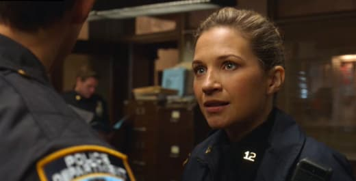 Eddie Files Charges - Blue Bloods Season 8 Episode 8