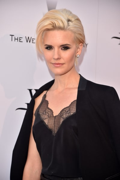 Maggie Grace Attends Event