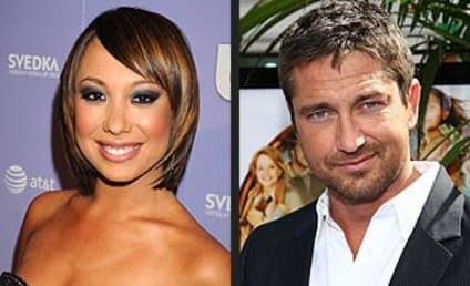 Dancing with a Rumor: Cheryl Burke is Dating Gerard Butler