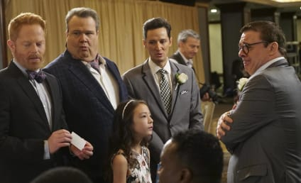 Watch Modern Family Online: Season 7 Episode 15