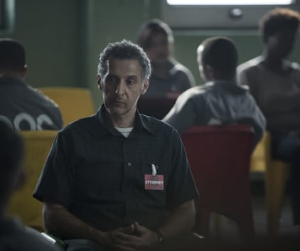The Crucial Inmate - The Night Of Season 1 Episode 3