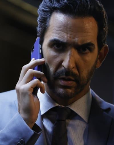 Unexpected Call  - The Blacklist Season 8 Episode 22