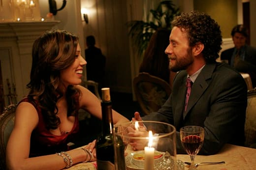 Hodgins and Angela