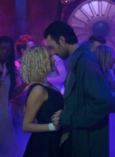 Clarke and Cillian - The 100 Season 6 Episode 4