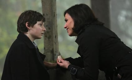 Once Upon a Time Casts a Lost Boy