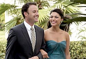 DeAnna Pappas and Chris Harrison