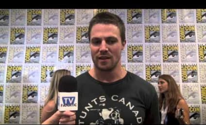 Stephen Amell Speaks on Arrow Season 2, Driving Force Behind Series