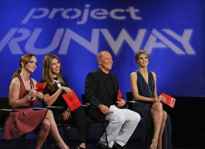 Watch Project Runway Season 9 Episode 1 Online