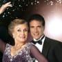 Cloris Leachman, Corky Ballas